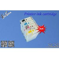 Buy cheap 4 Color Compatible Printer Ink Cartridges With Chip for Epson T6781 - T6784 from wholesalers