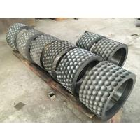 Buy cheap AISI 4130 AISI 4140 AISI 4340 Forging Forged Steel Ball Press Machine Ball Presses Roller Sleeves from wholesalers