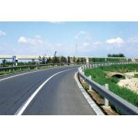 Buy cheap Q 235 Steel Frame Structure Galvanized Steel Q345 Highway Guardrail from wholesalers