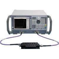 Buy cheap Data store Vector Network Analyzer IF Bandwidth 30KHz for Automated testing from wholesalers