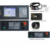 Buy cheap ATC 4 Axis Plc Cnc Router And Milling Controller Numerical Control Systems 128mb Memory from wholesalers