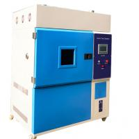 Buy cheap Siemens PLC Controller Climatic Test Chamber For Artificial Light Colour Fastness from wholesalers