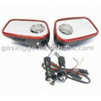 Buy cheap motorcycle mirror mp3 from wholesalers