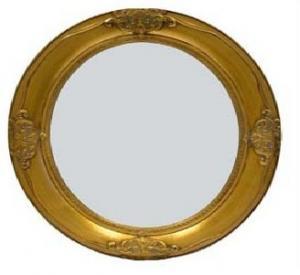 Buy cheap antique framed bathroom mirror product