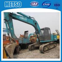 Buy cheap Low price and high quality used Kobelco excavator SK200 from wholesalers