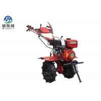 Buy cheap Sturdy Small Flower Bed Tiller / Rear Tine Garden Tiller With 6L Fuel Tank Capacity from wholesalers