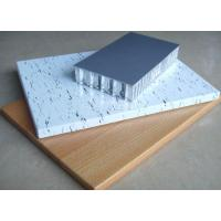 Buy cheap Windproof aluminum honeycomb sheets wall panel windproof For Museum Opera House from wholesalers