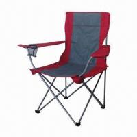 Buy cheap Colorful Camping Chair with Cup Holder  from wholesalers