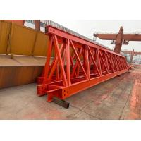 Buy cheap Customized Double Beam Overhead Crane , Gantry Crane With Electric Hoist from wholesalers