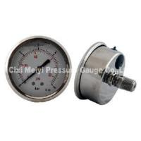 Buy cheap All Stainless Steel Pressure Gauge with Blow Out Disc (MY-SSD-001) from wholesalers
