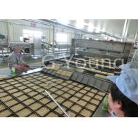 Buy cheap 240 000 Cakes 900mm Roller Fried Bag Instant Noodle Production Line 65-80g/Cake from wholesalers
