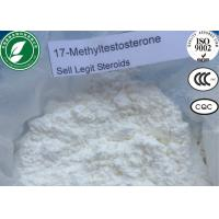 Buy cheap Steroid Powder 17-Alpha Methyltestosterone For Muscle Growth CAS 58-18-4 from wholesalers