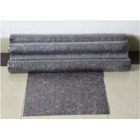 Buy cheap Customized 30% Cotton 70% Syhthetic Non Woven Felt As Heat Resistant Floor Felt from wholesalers