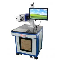 Buy cheap Co2 Laser Marking Machine. 30w Co2 laser marking on wood and lather and plastic product