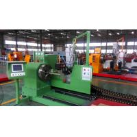 Buy cheap 800mm OD Chuck Pipe Plasma Cutting Machine from wholesalers