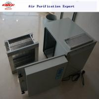 Buy cheap Oil Recycling Industrial Air Purifier Suitable For Direct Indoor Emission from wholesalers