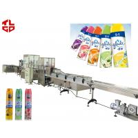 Buy cheap Fully Automatic Air Freshener Filling Machine , Deodorant Filling Machine Stainless Steel from wholesalers