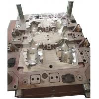 Buy cheap Stainness Steel Plastic Injection Mold Tooling For ABS Materials from wholesalers