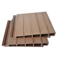 Buy cheap Outdoor Composite WPC Wall Panel Decorative Plastic boards from wholesalers