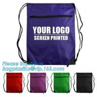 Buy cheap Reusable easy carry tote eco friendly foldable polyester folding shopping bag,Foldable Shopping Bag w/Zipper Closure and from wholesalers