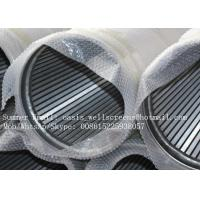 Buy cheap 0.25mm slot of Wedge Wire Wrapped Screens Cylinder Type Filter from wholesalers