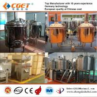 Buy cheap High quality 500L  hotel craft beer brewing from wholesalers