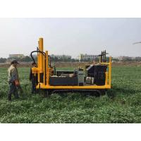 Buy cheap DYLC Geotechnical site investigation rigs for static cone penetrometer with 200 kN pushing capacity from wholesalers