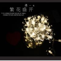 Buy cheap Cherry LED Lights Christmas lights, 19.7 feet, 40 LED, Christmas gifts, Christmas weddings, party lights Snow f from wholesalers