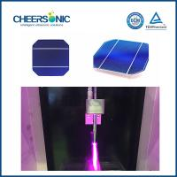 Buy cheap 40-120KHZ Fully Automatic Ultrasonic Solar Panel Coating Systems from wholesalers