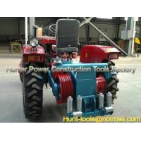 Buy cheap Diesel engine power pulling winch Electric Cable Pulling Winch from wholesalers