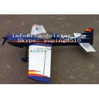 Buy cheap 55cc Fast Speed RC Model Airplane / Carbon Fiber Radio Controlled Planes 3D Performance from wholesalers
