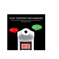Buy cheap 0.5s Wall Mounting Thermometer from wholesalers