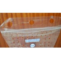 China Transparent Or Print Strawberry / Cherry / Grape Bag With Holes on sale