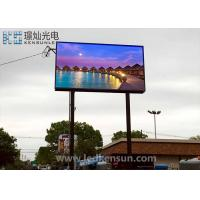 Buy cheap P6 Front Service Led Display High Resolution For Trade Show 90-240V from wholesalers