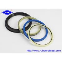 Buy cheap R305 HYUNDAI Excavator Seal Kit , Hydraulic Packing Kits 30 / 70 Mpa Pressure from wholesalers