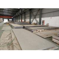 Buy cheap 2B Surface Finish Ss Sheet Metal from wholesalers