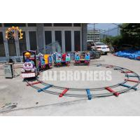 Buy cheap Shopping Mall Amusement Train Rides , Thomas Track Kiddie Train Ride from wholesalers