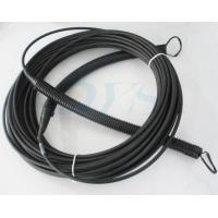 Buy cheap Black Optical Fiber Patch Cable Multi-mode For LC / SC All Type Connector from wholesalers