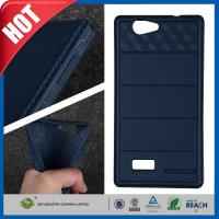 Buy cheap Hard Gel TPU Matte ZTE Blade L2 Case , Mobile Phone Protection Case from wholesalers