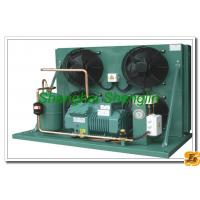 Buy cheap Copper Tube Aluminium Fin And Tube Air Cooled Condenser With OEM Service from wholesalers