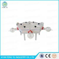 Buy cheap 4 channel Lab Insect Olfactory Apparatus 150mm activity room insect olfactometer from wholesalers