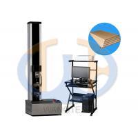 rigid cellular plastic shear strength and shear modulus tensile testing machine ISO 1922 test speed 1mm/min