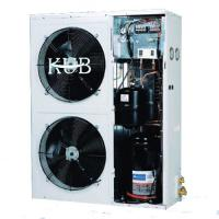 Buy cheap 5hp Commercial Refrigerator Condenser , Low Temperature Fridge Condensing Unit Zxl Platform from wholesalers