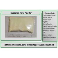 Buy cheap Sustanon 250 / Sust 250 Testosterone Anabolic Steroid White Powder For Bodybuilding from wholesalers