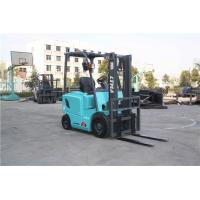 Portable Electric Forklift Truck 1.5 Ton With 48V Battery Work In Refrigeration Storage
