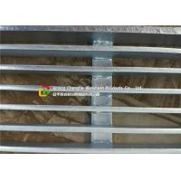 Buy cheap A36 Full Welded Steel Bar Grating Alkali Corrosion Proof For Papermaking Industry product