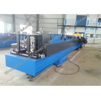 Buy cheap Z Purlin Purlin Roll Forming Machine Manual Type Change For Hot Dip Steel Coil from wholesalers