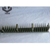 Buy cheap Square Shaped Extruded Aluminum Profiles With Mill Finish , Anodizing Surface Treatment from wholesalers