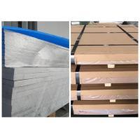Buy cheap Automotive T6 6061 Aluminum Plate Bright Finished Polishing Treatment from wholesalers