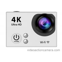 China Full Hd 1080p Remote Action Camera Waterproof With MOV Video Format on sale